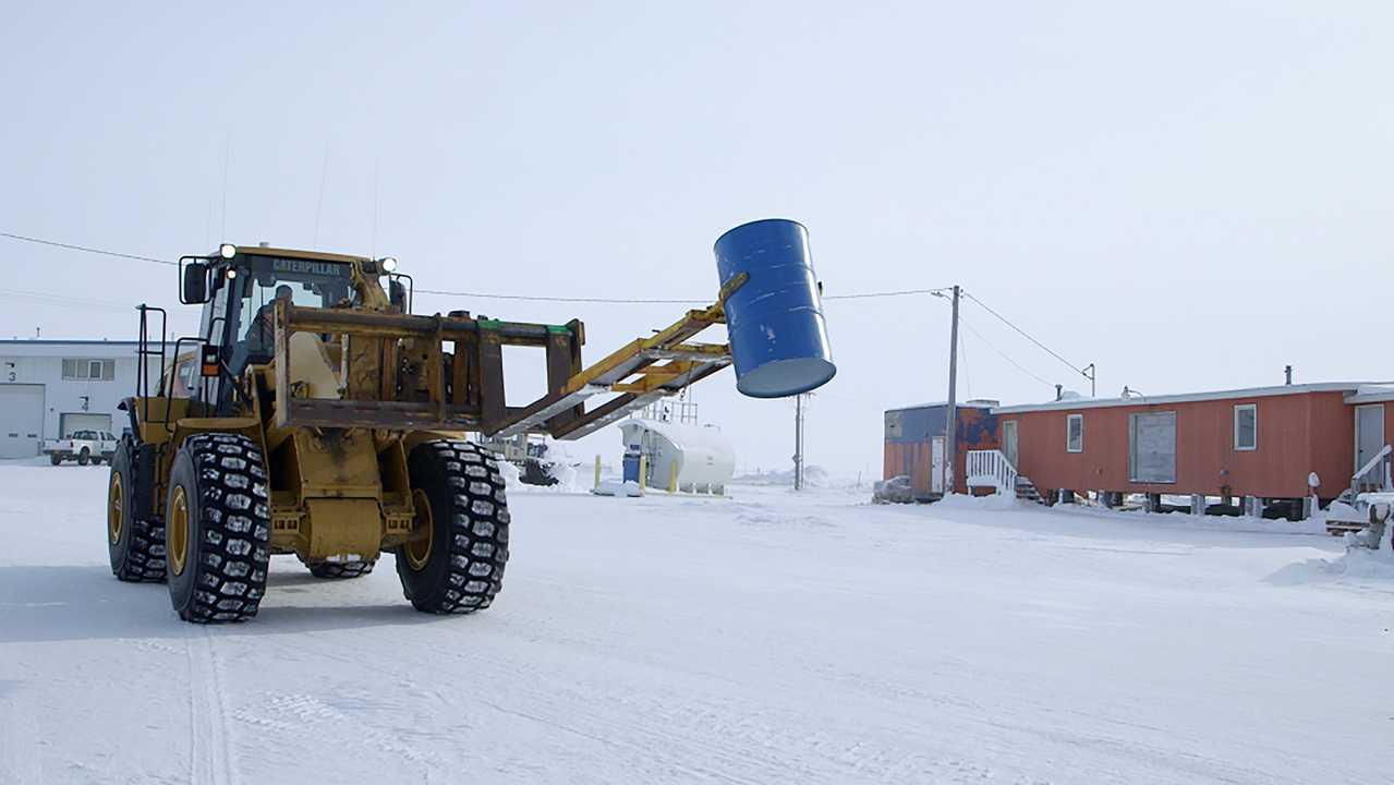 Sur Discovery Science dès 23h35 : Alaska Mega Machines
