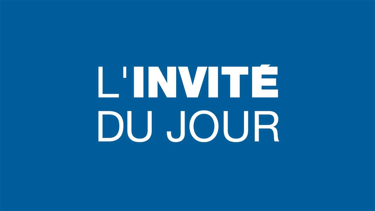 Sur France 24 dès 08h16 : L'invité du jour