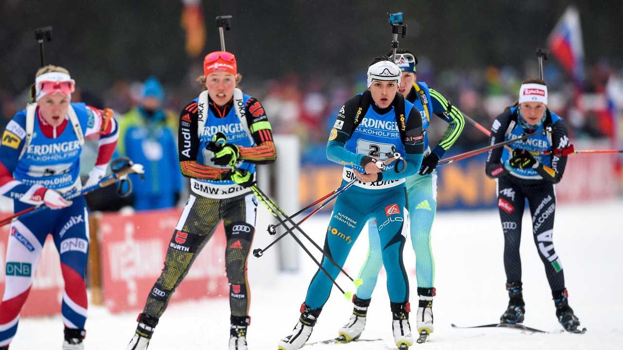 Biathlon : Coupe du monde (Relais 4x6 km dames)