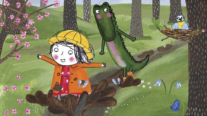 Sur Canal Plus dès 07h10 : Rita et Crocodile