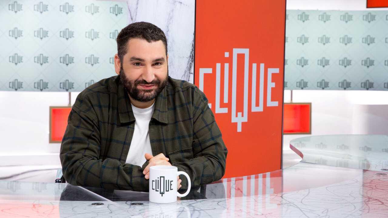Sur Canal Plus dès 12h45 : Clique
