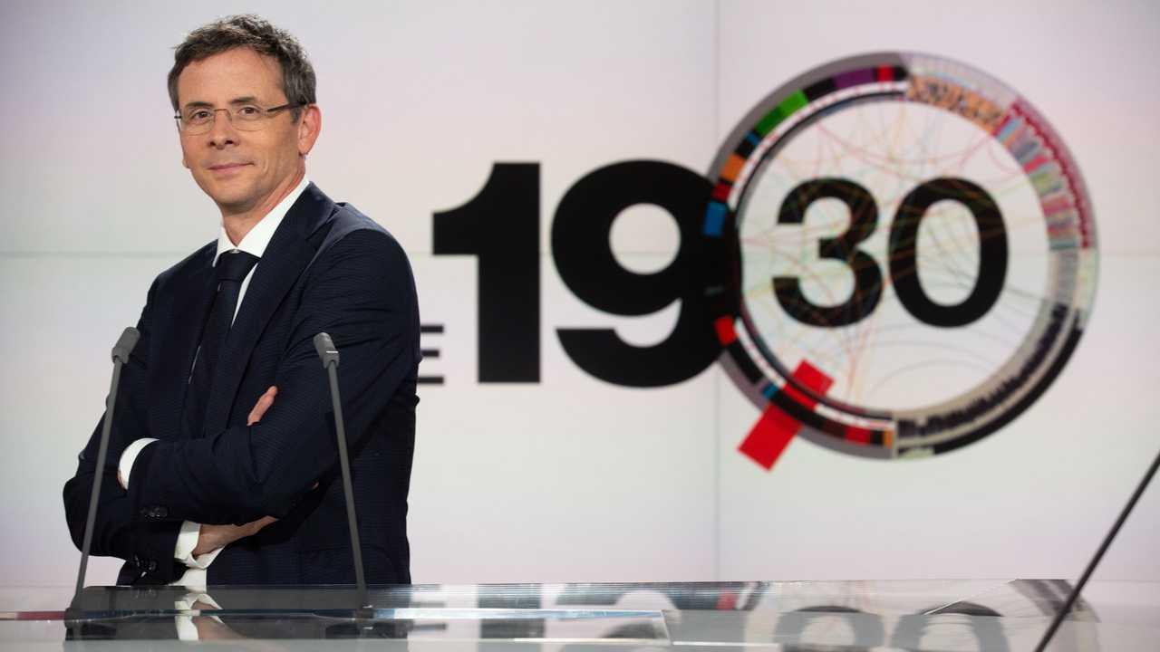 Sur TV5 Monde dès 22h23 : Le 19h30