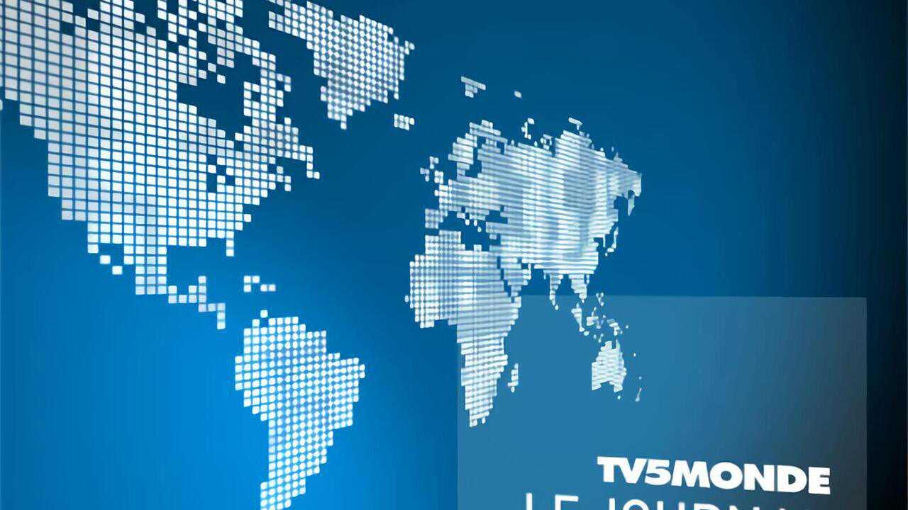 Sur TV5 Monde dès 11h00 : TV5MONDE, le journal
