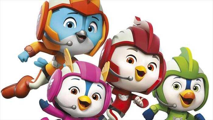 Sur Nickelodeon Junior dès 09h10 : Top Wing, toutes ailes dehors !