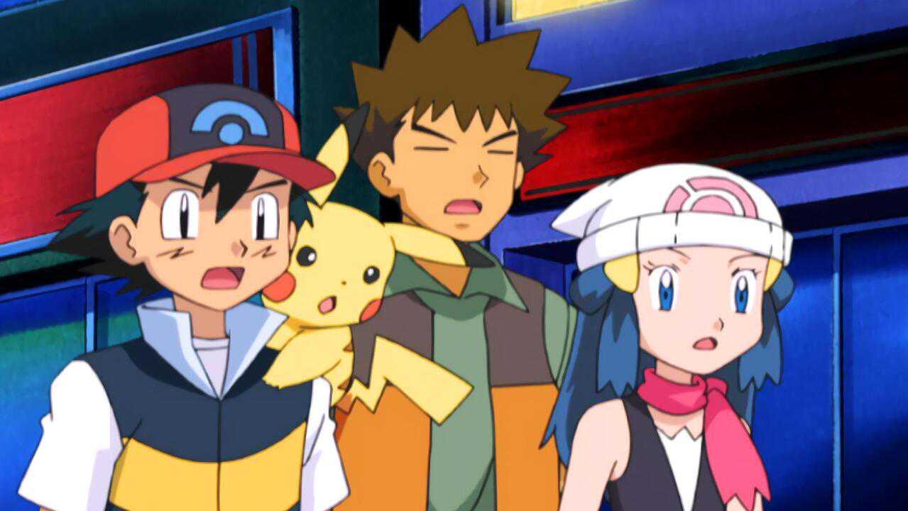 Sur MCM dès 17h40 : Pokémon : Diamant et perle