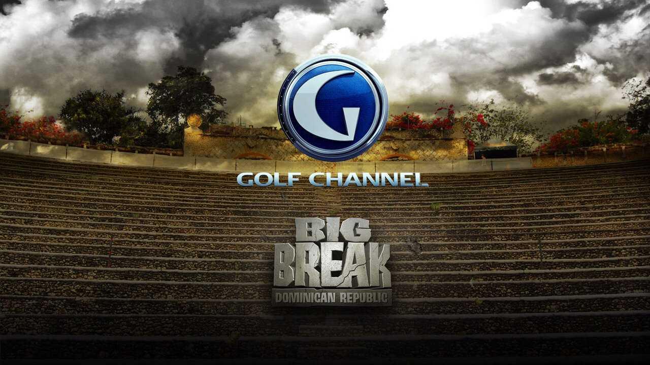 Sur Golf Channel dès 16h20 : The Big Break Dominican Republic