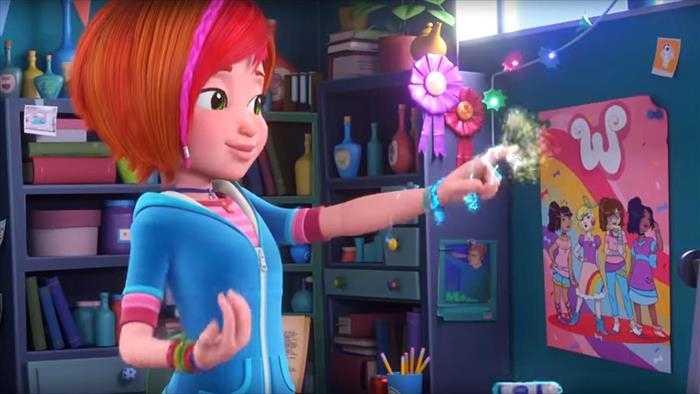 Sur Disney Channel Plus 1 dès 06h20 : Sadie Sparks