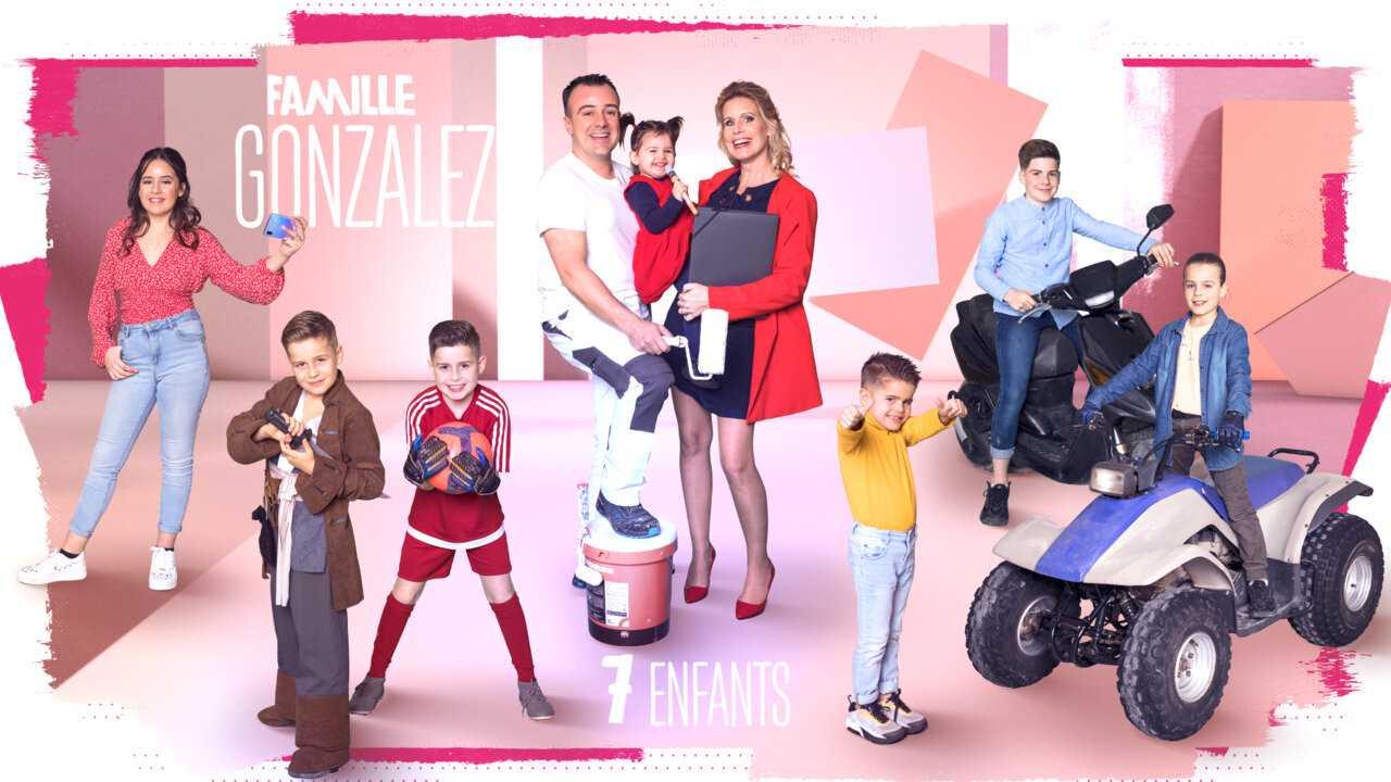 Sur TFX dès 10h50 : Familles nombreuses : la vie en XXL