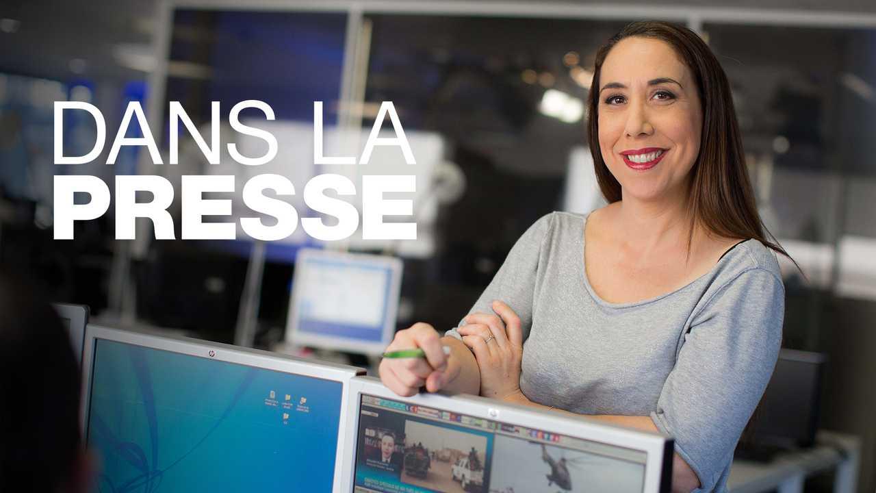 Sur France 24 dès 07h16 : Dans la presse