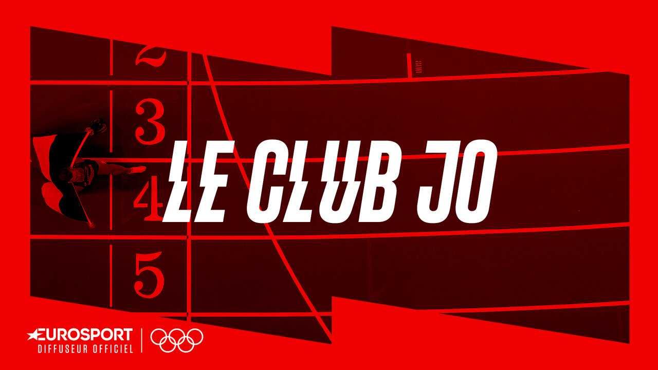 Sur Eurosport 1 dès 07h58 : Le Club JO