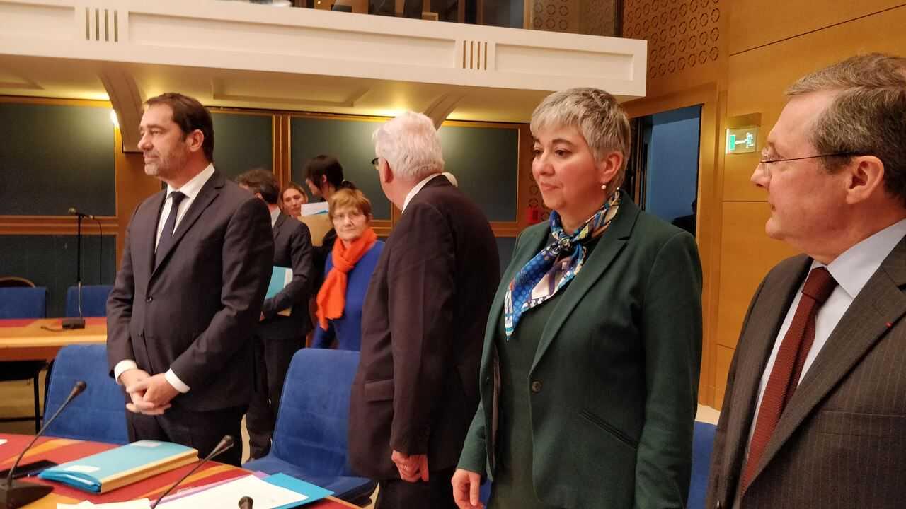 Sur LCP dès 17h30 : Sénat en action