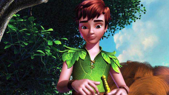 Sur TIJI dès 23h40 : Les nouvelles aventures de Peter Pan