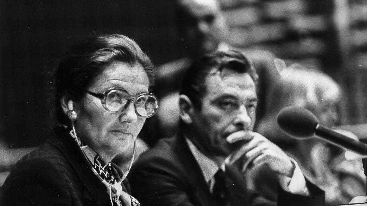 Sur Histoire dès 09h45 : Simone Veil, la loi d'une femme