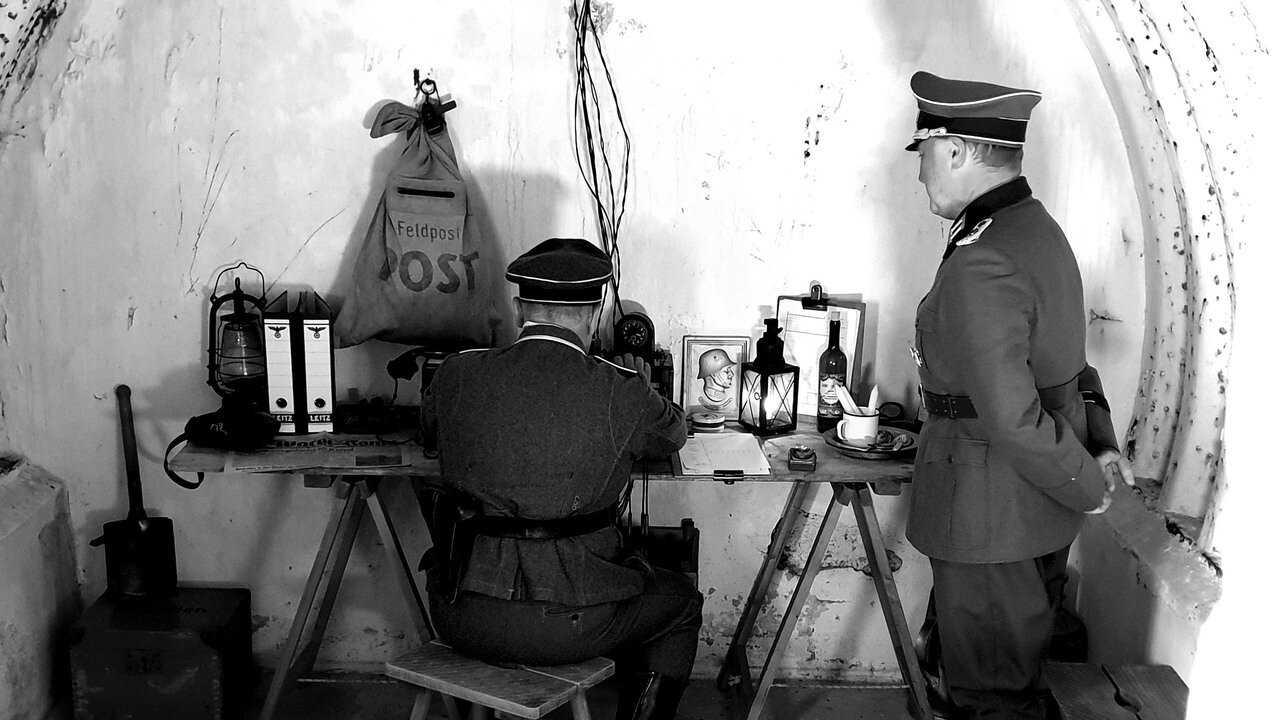 Sur Planete Plus dès 09h23 : Les bases secrètes des nazis