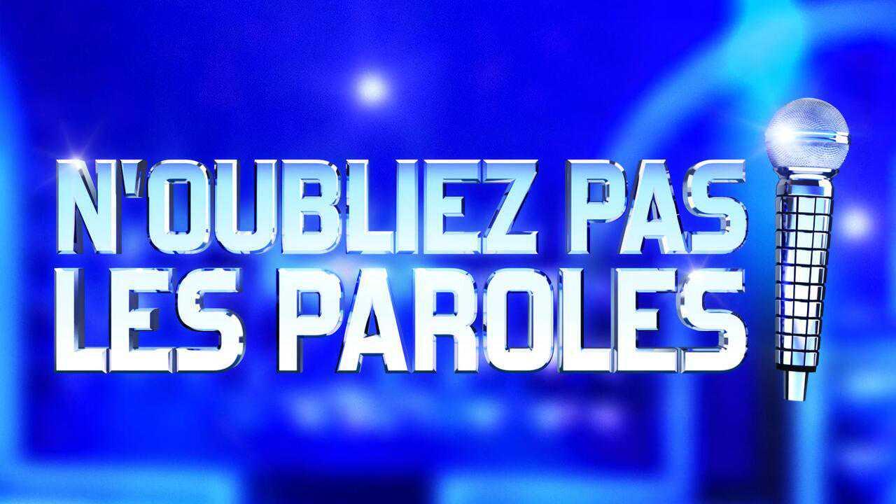 Sur France 2 dès 19h15 : N'oubliez pas les paroles