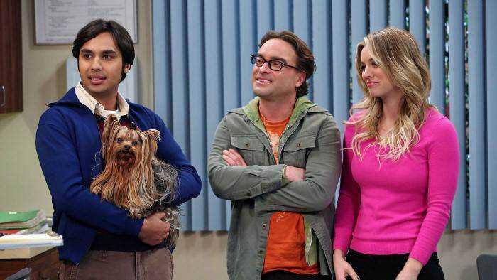 Sur NRJ 12 dès 19h00 : Big Bang Theory