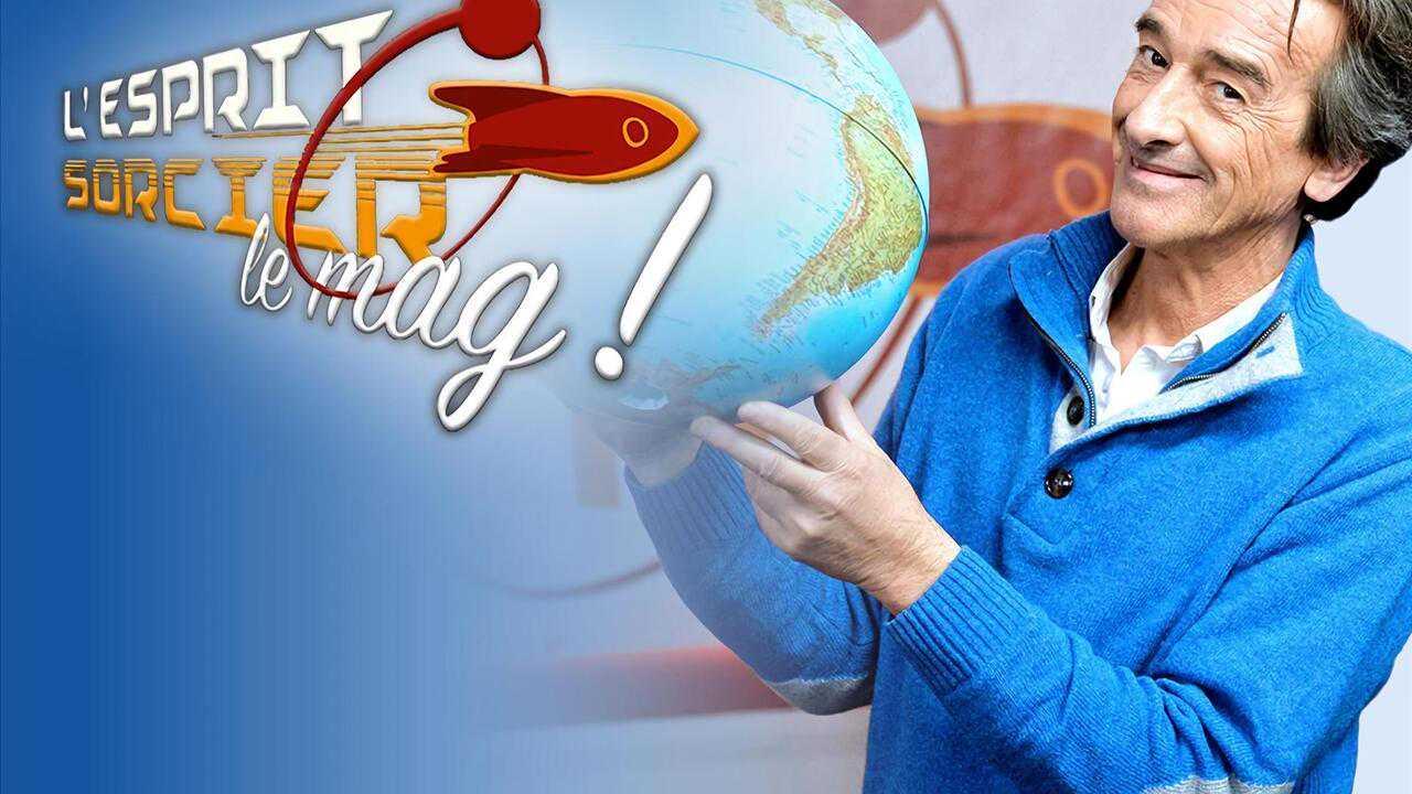 Sur Science et Vie TV dès 09h19 : L'esprit sorcier