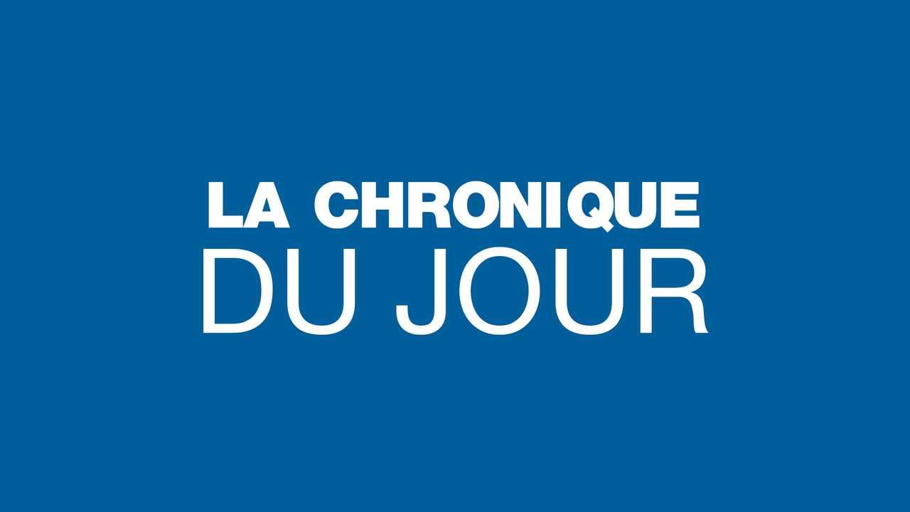 Sur France 24 dès 13h46 : La chronique du jour