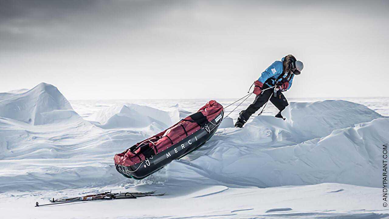 Sur Ushuaia TV dès 22h40 : Arktic, 62 jours en solitaire