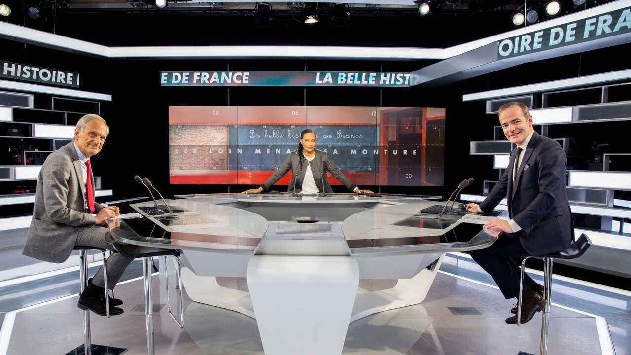 Sur CNEWS dès 21h10 : La belle histoire de France