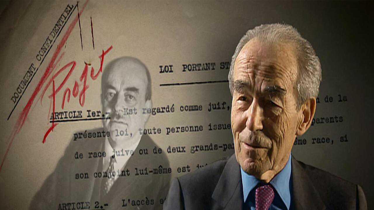 Sur Toute L Histoire dès 19h45 : Les lois anti-juives de Vichy, 1940-1944