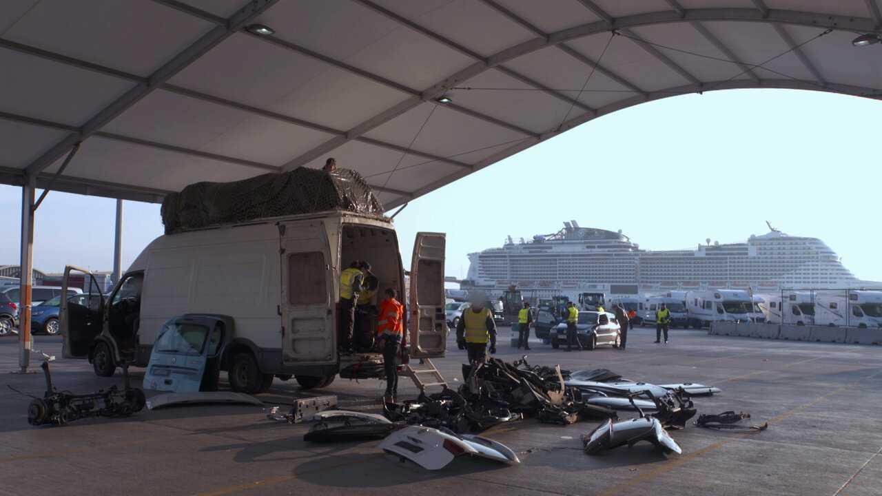 Sur Discovery Channel dès 21h10 : Au cœur des douanes : destination Europe