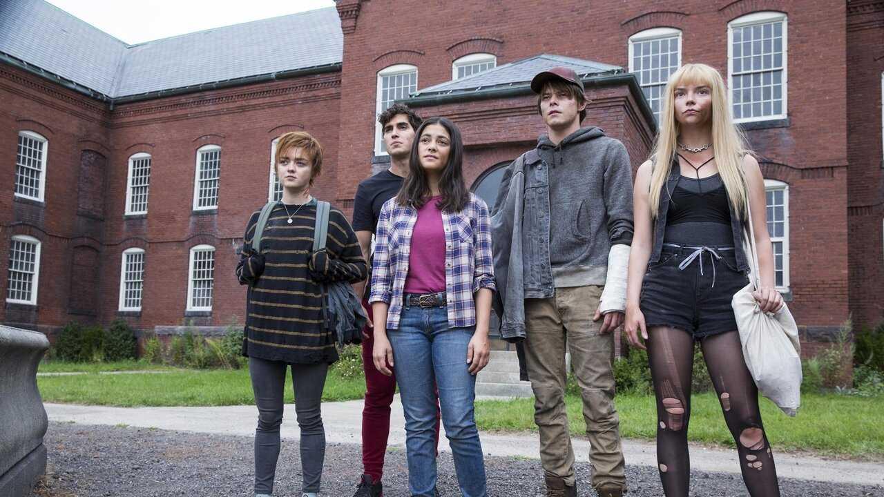 Sur Canal Plus Cinema DROM dès 20h00 : Les Nouveaux Mutants