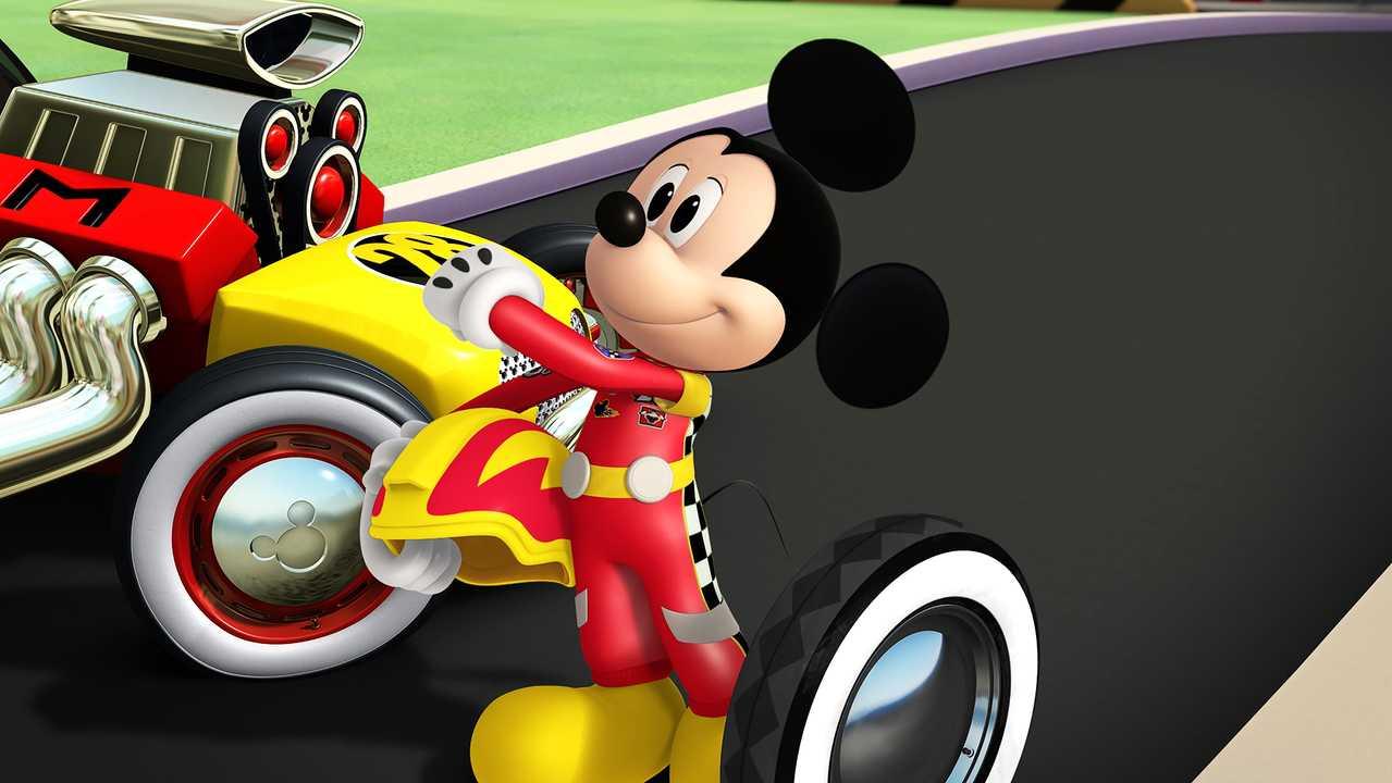 Sur Disney Channel Junior dès 08h30 : Mickey et ses amis : top départ !