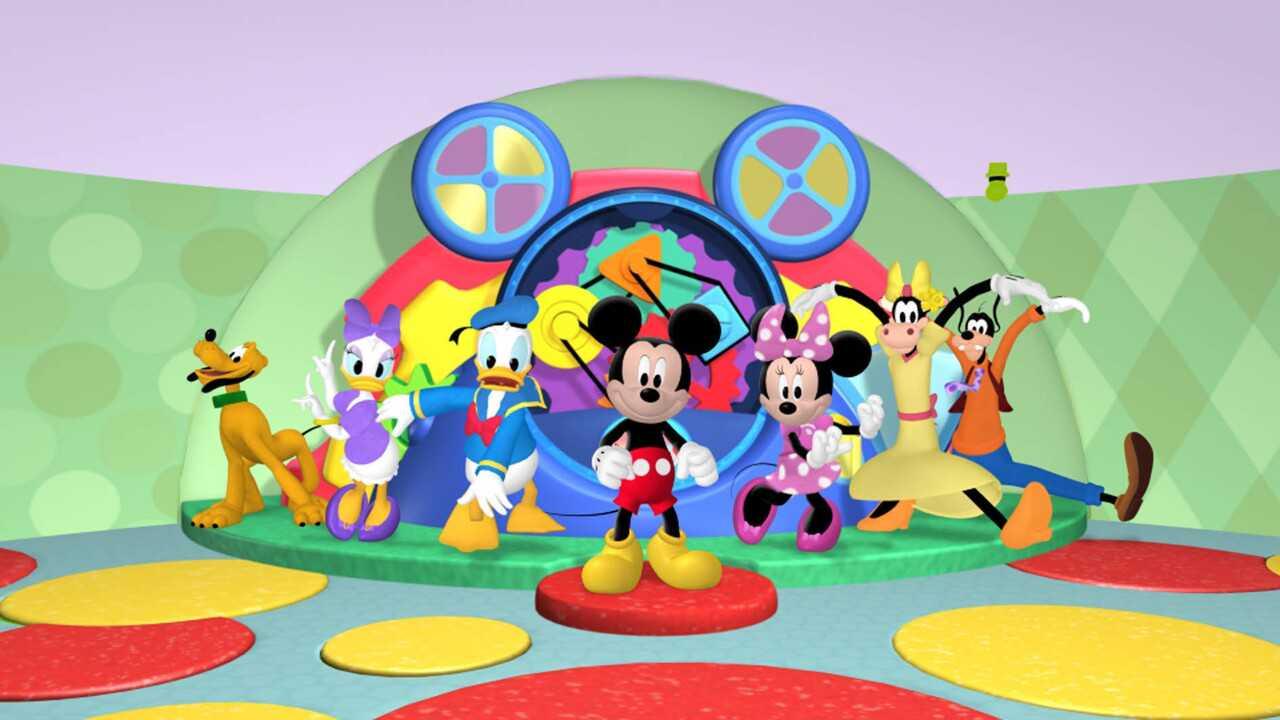 Sur Disney Channel Junior dès 06h50 : La maison de Mickey