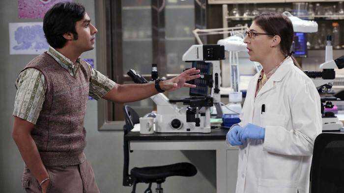 Sur NRJ 12 dès 19h50 : Big Bang Theory