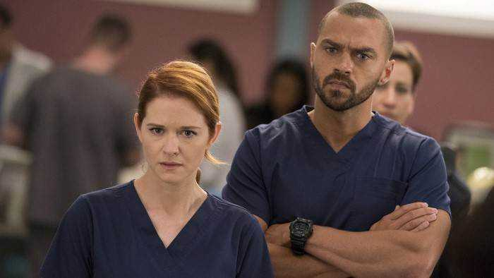Sur TF1 Series Films dès 17h25 : Grey's Anatomy