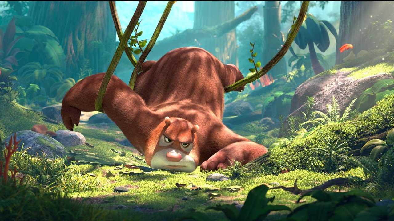 Sur Cine Plus Famiz dès 22h14 : Les ours Boonie : L'aventure préhistorique