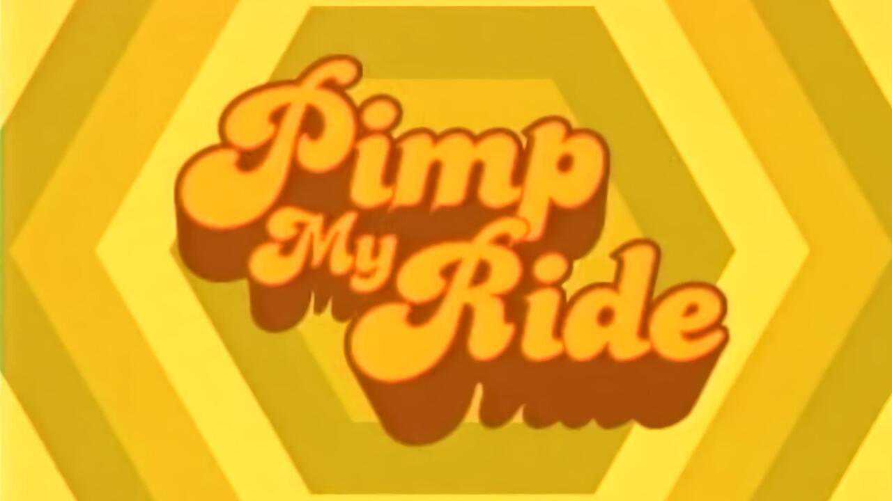 Sur BET dès 15h35 : Pimp My Ride US