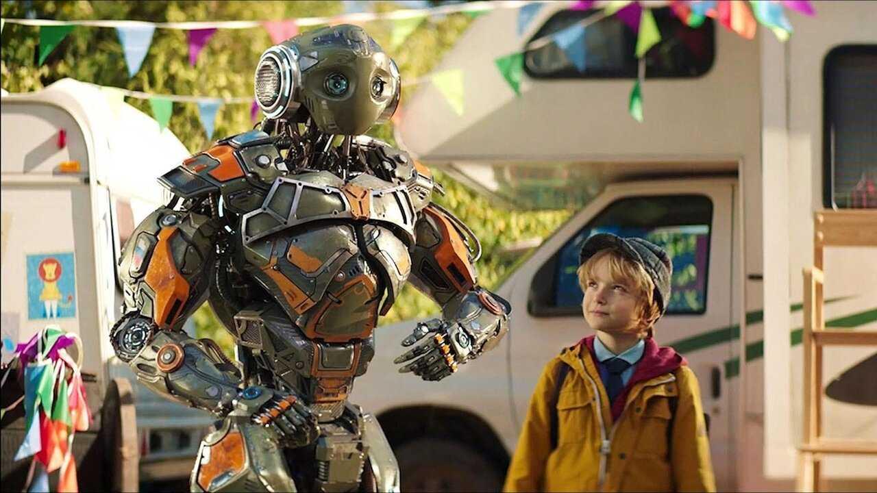 Sur Cine Plus Famiz dès 07h04 : Robo