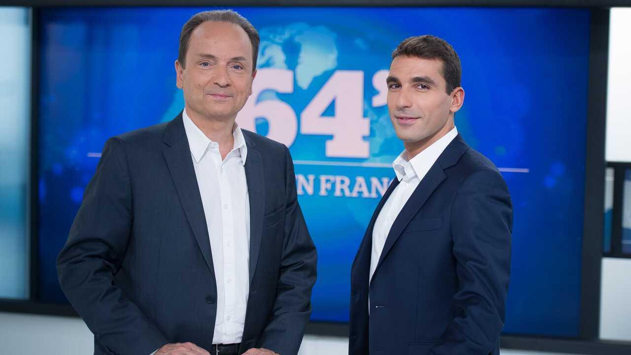 Sur TV5 Monde dès 18h00 : 64' le monde en français