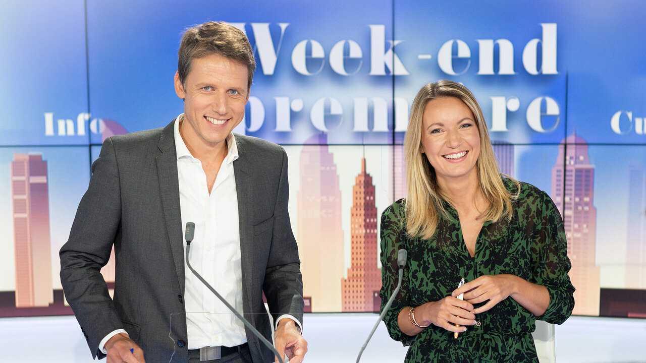 Sur BFMTV dès 06h00 : Week-end première