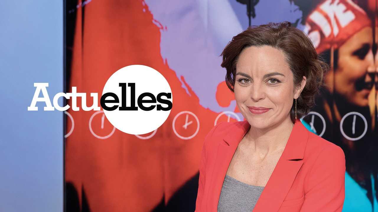 Sur France 24 dès 10h15 : ActuElles