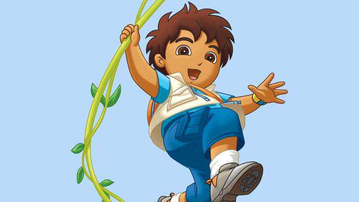 Sur Nickelodeon Junior dès 22h15 : Go Diego !