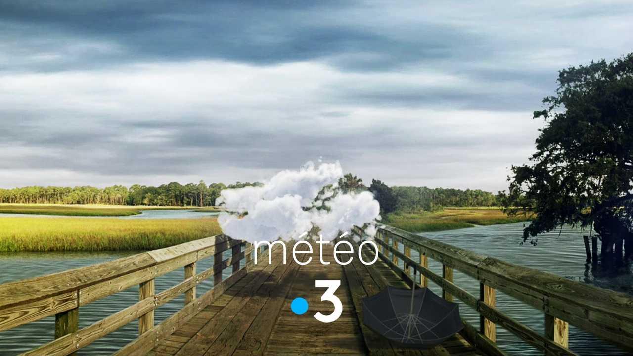 Sur France 3 dès 11h20 : Météo