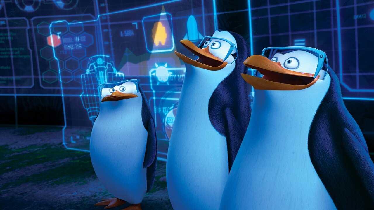 Sur OCS Max dès 08h35 : Les pingouins de Madagascar