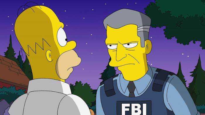 Sur serieclub dès 23h25 : Les Simpson