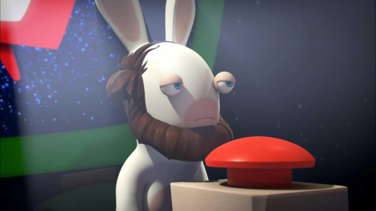 Sur France 3 dès 06h20 : Les lapins crétins : invasion
