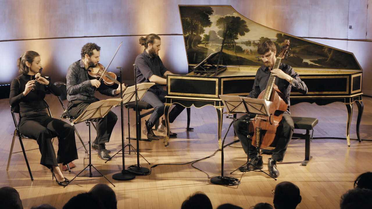Sur Mezzo dès 19h27 : L'Ensemble Nevermind joue Telemann