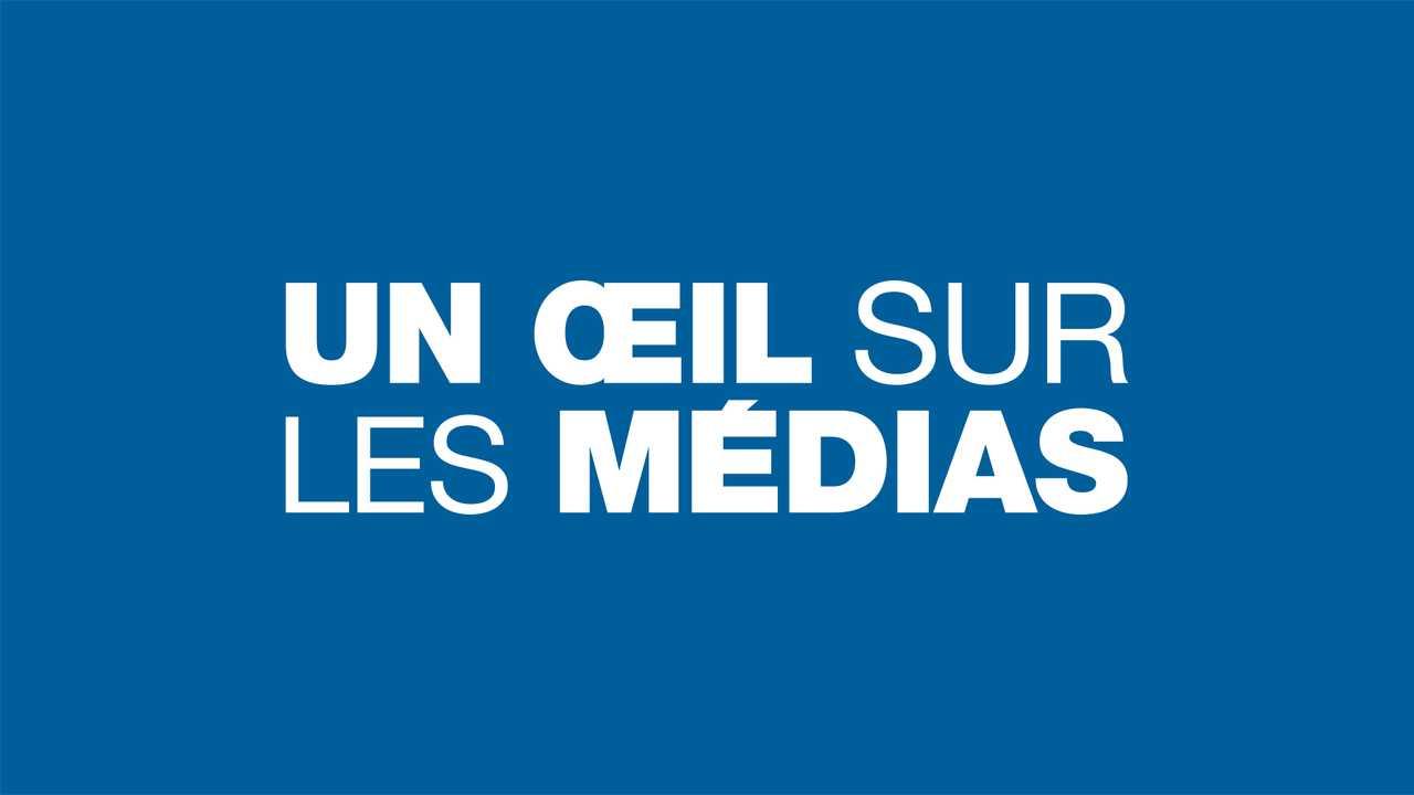 Sur France 24 dès 20h45 : Un oeil sur les médias