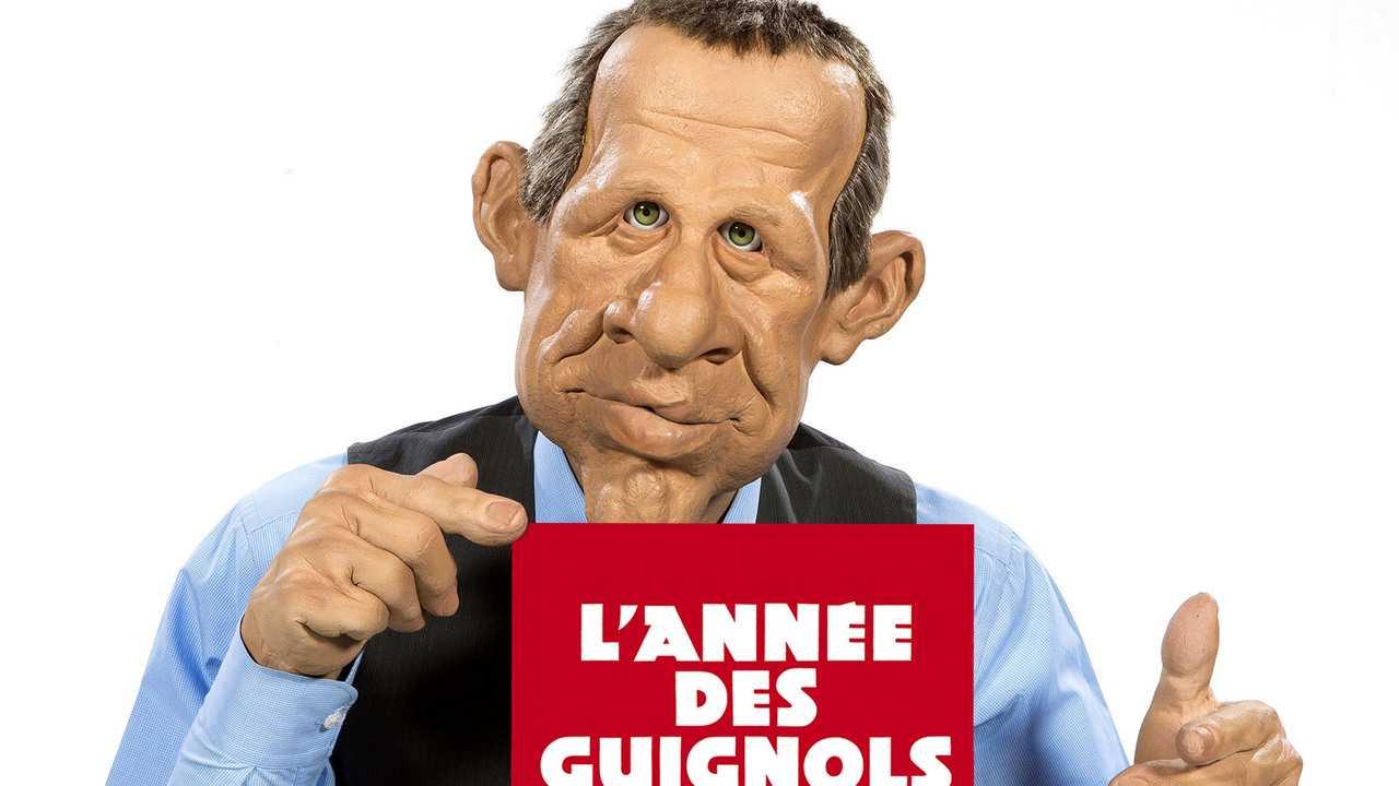 Sur Comedie Plus dès 18h44 : L'année des Guignols 2004