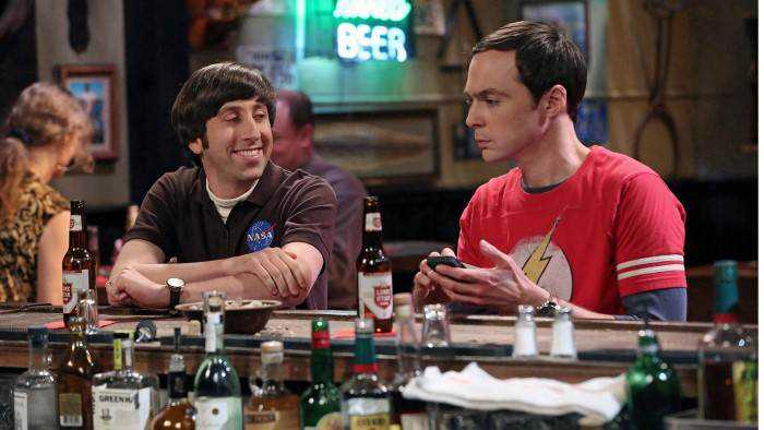 Sur NRJ 12 dès 20h15 : Big Bang Theory