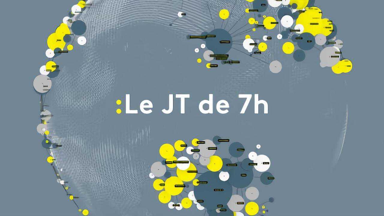 Sur Franceinfo dès 06h59 : Le JT de 7h