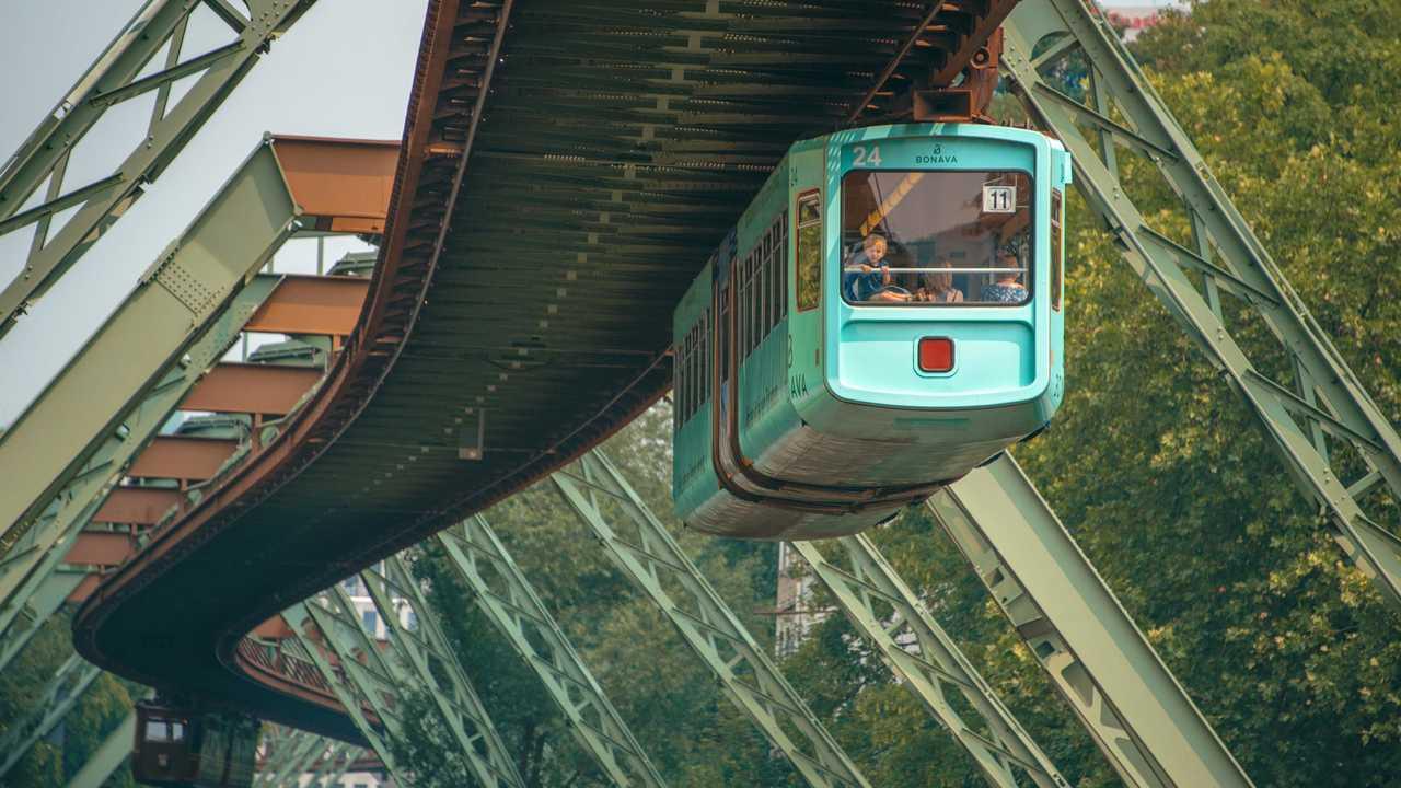 Sur Science et Vie TV dès 18h22 : Les trains de l'impossible