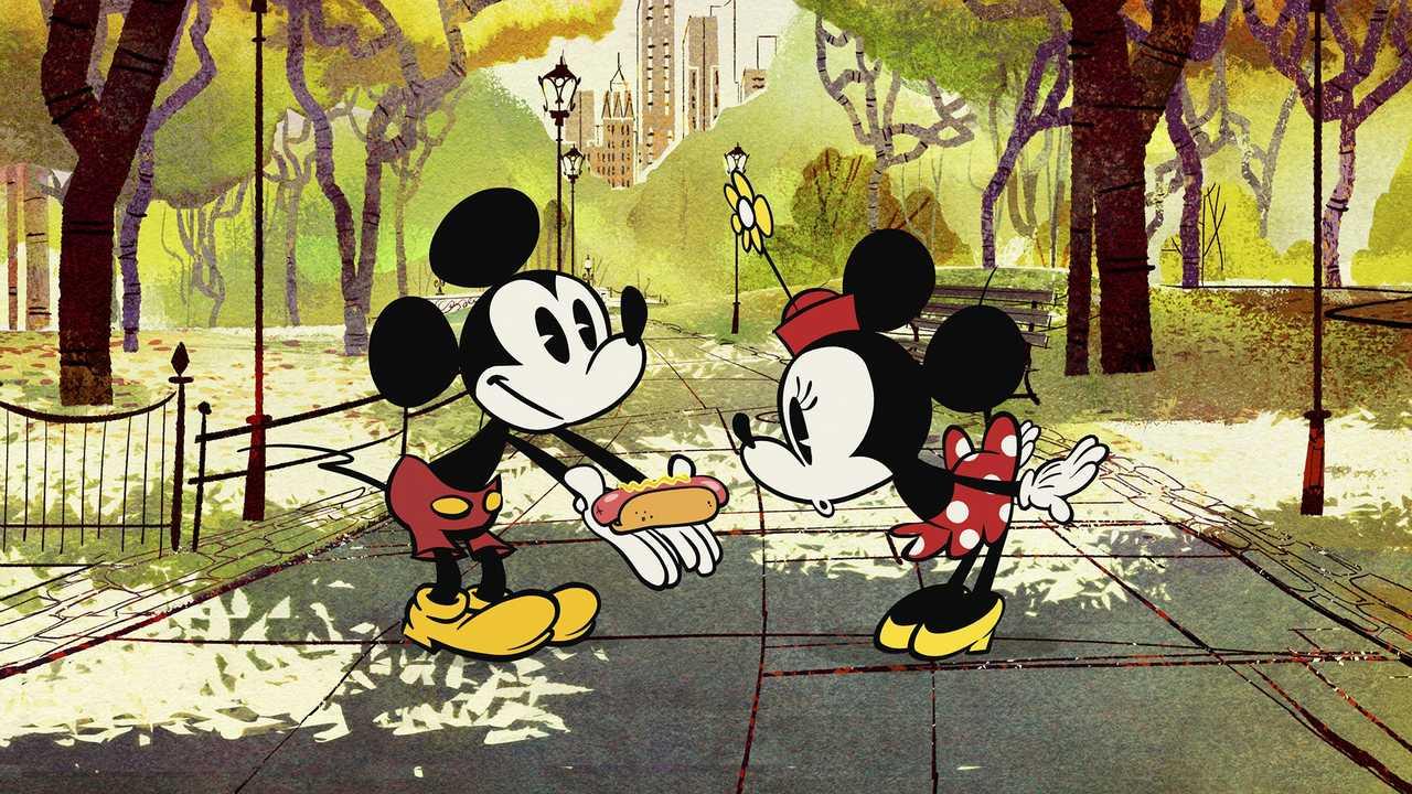 Sur Disney Channel Plus 1 dès 21h55 : Mickey Mouse compilations