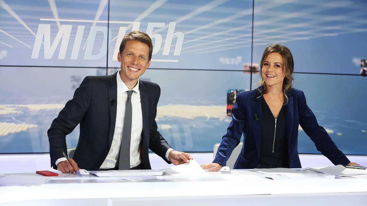 Sur BFMTV dès 12h00 : Midi-15h